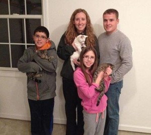 moe dixie and les get adopted 11-17