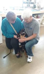6-27 DOLLY ADOPTED