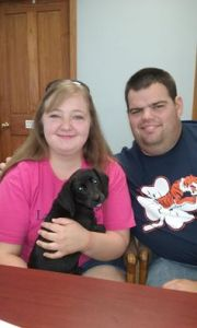 6-6-2015 Gretel adopted